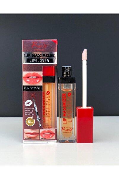 Roesıa Rose Cosmetics Rose Dudak Dolgunlaştırıcı & Dudak Parlatıcı