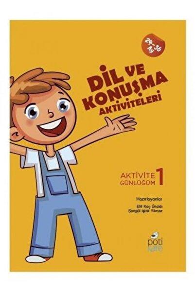 Pötikare Yayınları Dil Ve Konuşma Aktiviteleri