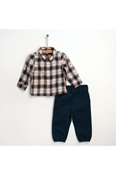 For My Baby Tito Gömlek Pantolon