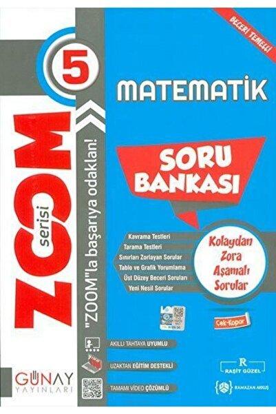 Günay Yayıncılık 5. Sınıf Matematik Zoom Soru Bankası