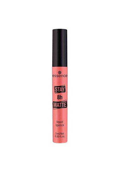 Essence Stay 8h Matte Likit Lipstick No 03