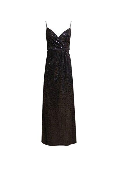 RİVUS Kadın Siyah  Elbise 1462