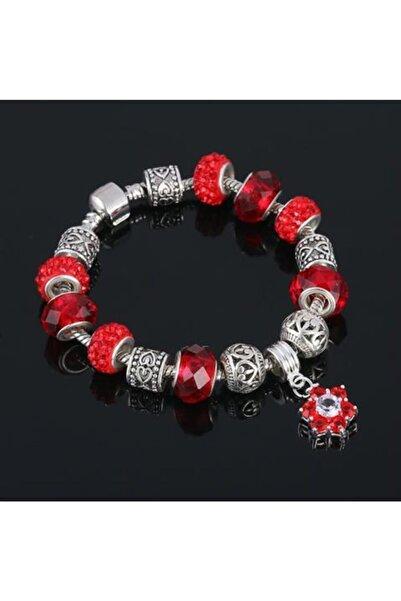 Sakura Kadın Kırmızı Angelıne Bileklik Pb1063