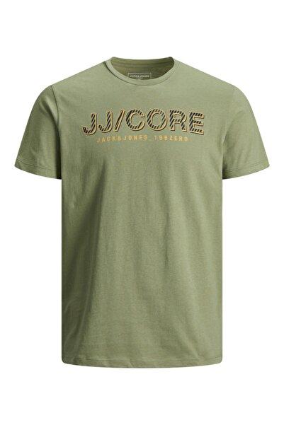 Jack & Jones Bisiklet Yaka T-shirt 12190148 Jcostar