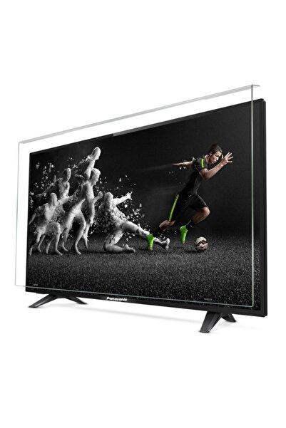 SOLİDCLASS 3mm Vestel 65inç Uyumlu Tv Ekran Koruyucu / Ekran Koruma Paneli