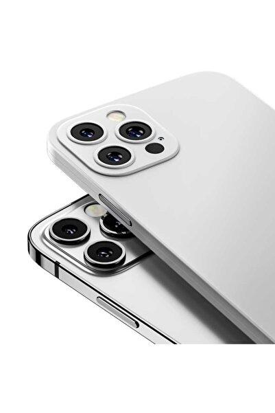 Apple Iphone 12 Pro Max Uyumlu Kılıf Benks Full Covered 360 Tam Koruma Protective Case