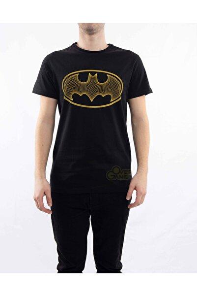 MARVEL Batman Nest Logo Siyah T-shirt-lisanslı