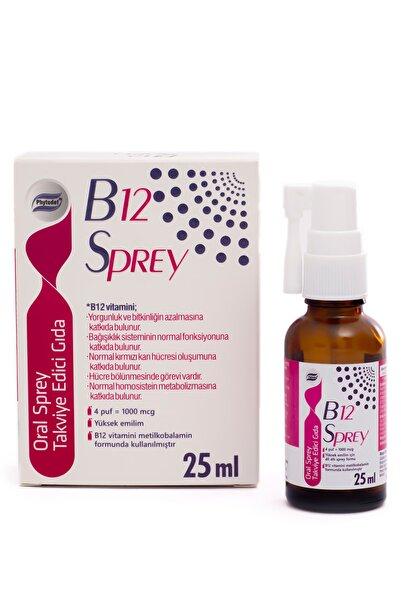 Phytodef Vitamin B12 - 25ml Sprey (Çilek Aromalı)