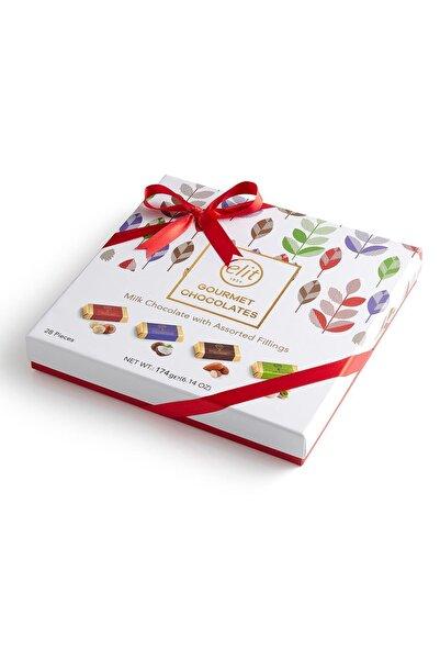Elit Çikolata Gourmet Karışık Dolgulu Çikolata 174g Glutensiz
