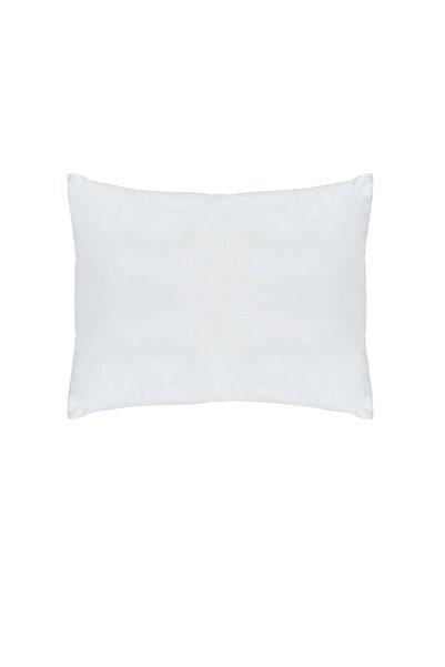 Via Dante Viadante Mikrofiber Yastık - 50x70 Cm - Beyaz