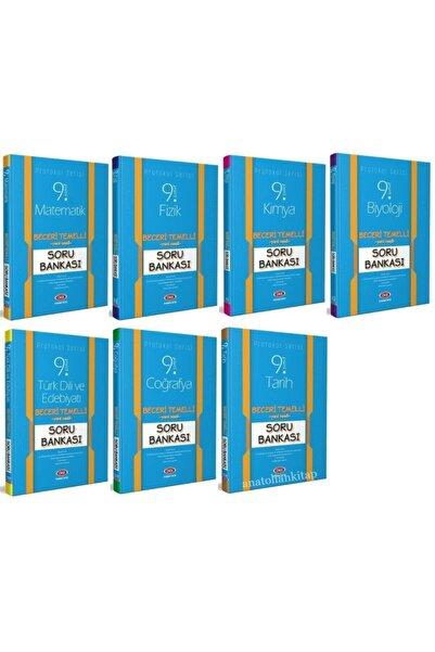 Editör Yayınları Data Yayınları 2021 9.sınıf Tüm Dersler Protokol Serisi Beceri Temelli Soru Bankası Seti