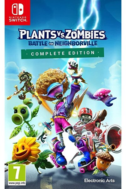 Electronic Arts Plants Vs. Zombies Battle For Neighborville Complete Edition Nintendo Switch