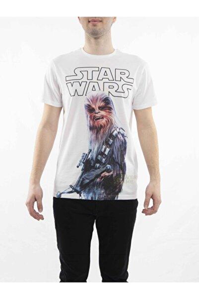 MARVEL Star Wars Chewbacca Beyaz T-shirt