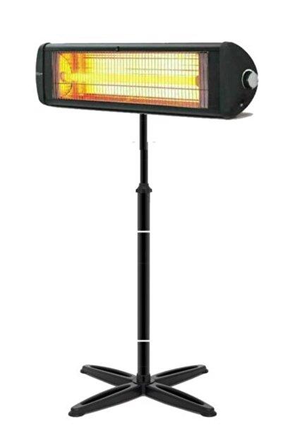 KUMTEL Luxell Blackline 2300w Elektrikli Soba Isıtıcı Ayak Dahil