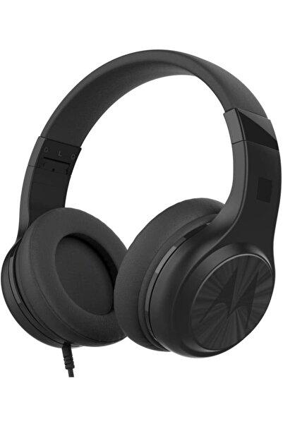 Motorola Pulse120 Bass Kablolu Kulaklık Siyah - Ultra Hafif Katlanabilir