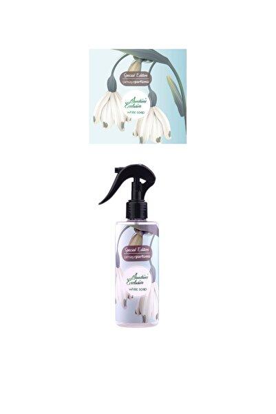 Sunshine Exclusive White Soap Beyaz Sabun Oda Ve Çamaşır Kokusu 200 ml