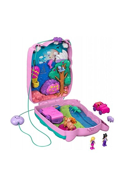 Polly Pocket Polly Çanta Olabilen Micro Oyun Setleri Gkj63-gxc95