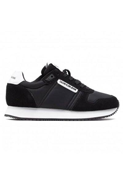 Calvin Klein Runner Sneaker Laceup Pl