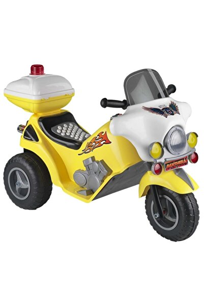BabyHope Panthera Akülü Motor Akülü Çocuk Motoru