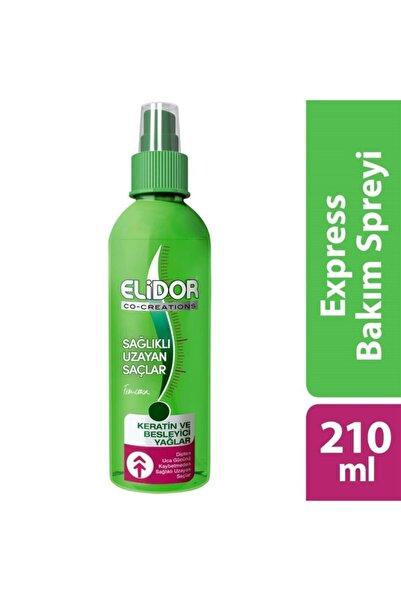 Elidor Sıvı Saç Kremi Sağlıklı Uzayan Saçlar 210ml