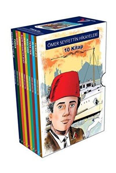 Ömer Seyfettin Dizisi 10 Kitap