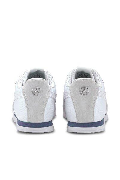Puma MAPM Roma Erkek Beyaz Günlük Sneaker 30653302