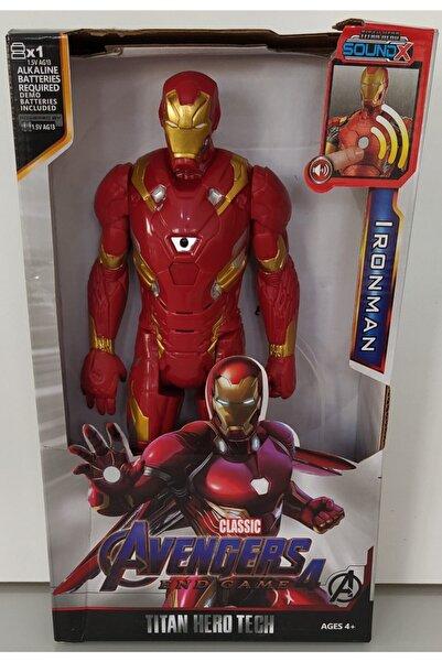MARVEL Avengers Iron Man Demir Adam