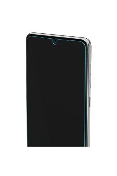 Spigen Galaxy S21 Plus Kavisli Cam Ekran Koruyucu Tam Kaplayan, Glas.tr Platinum Perfect Fit Parmak