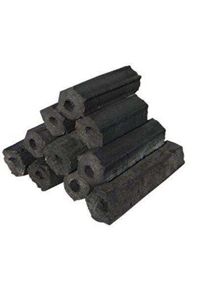 Bahat Işinin Uzmanı Az Kül Bırakan Yüksek Isılı Briket Mangal Kömürü 10 Kg