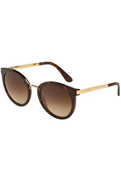 Dolce Gabbana Unisex Güneş Gözlüğü DG4268 502/13 52