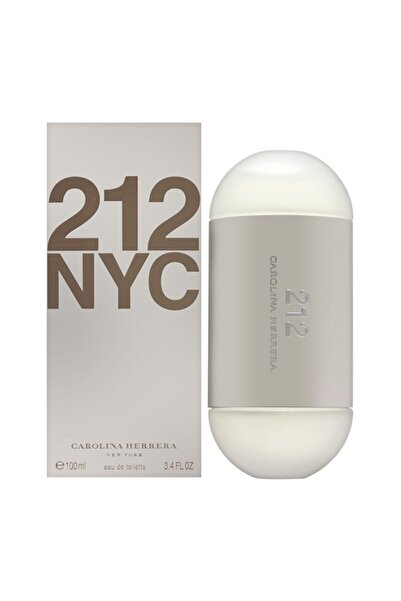 Carolina Herrera 212 Edt 100 Ml Kadın Parfüm