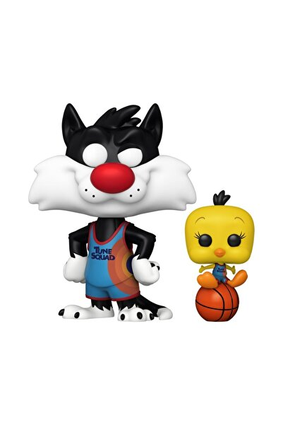 Funko Pop Figür - Space Jam: A New Legacy, Sylvester And Tweety