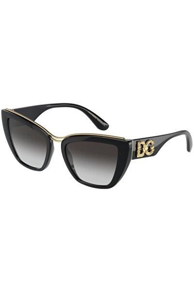 Dolce Gabbana Kadın Siyah Güneş Gözlüğü