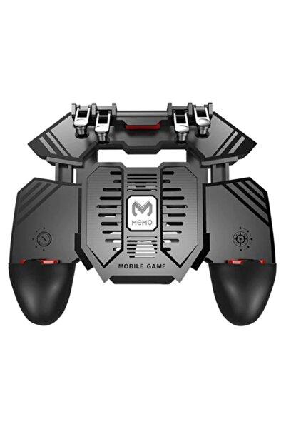 Ally Mobile Memo Ak77 Fanlı Dört Tetik Mobil Oyun Aparatı - Pubg Usb Şarjlı (orjinal Memo)