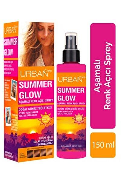 Monoi Yağı Ve Bitkisel Keratin Içeren Aşamalı Renk Açıcı Sprey / Summer Glow 150 ml