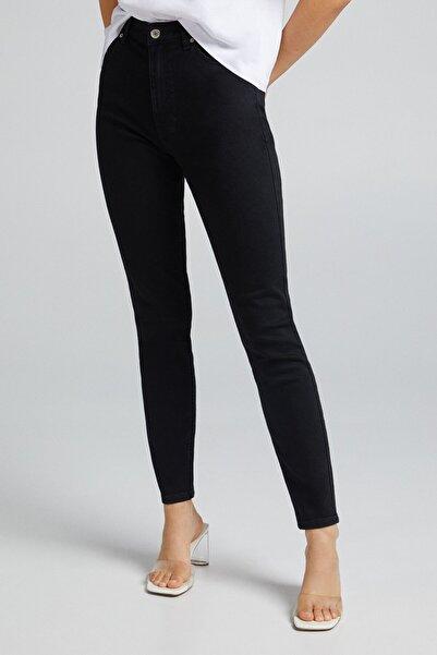 Bershka Yüksek Bel Skinny Fit Jean