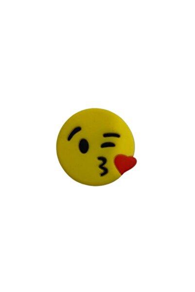 Crocs Jibbitz Terlik Süsü Smile Kissing Heart