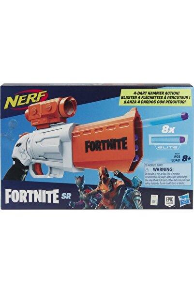 Nerf Fortnite Sr E9391 Dürbünlü Güçlü Dart Tabancası 8 Mermi
