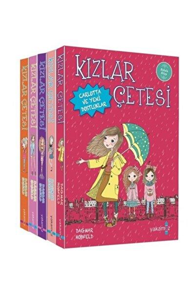Yakamoz Yayınları Kızlar Çetesi Serisi 5 Kitap Takım