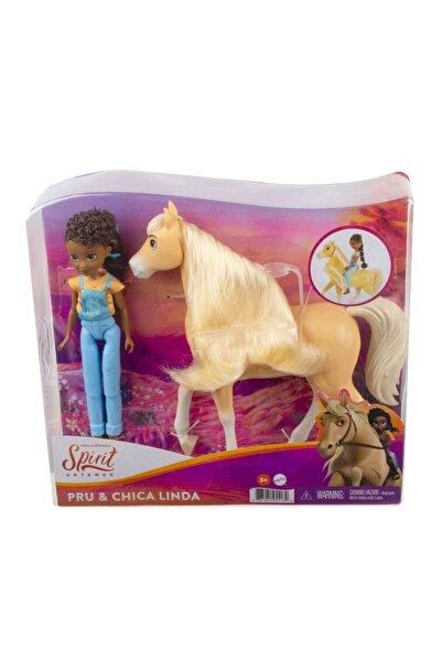 mattel Spirit - Bebek Ve Güzel Atı Oyun Seti Gxf20 - Pru & Chica Linda