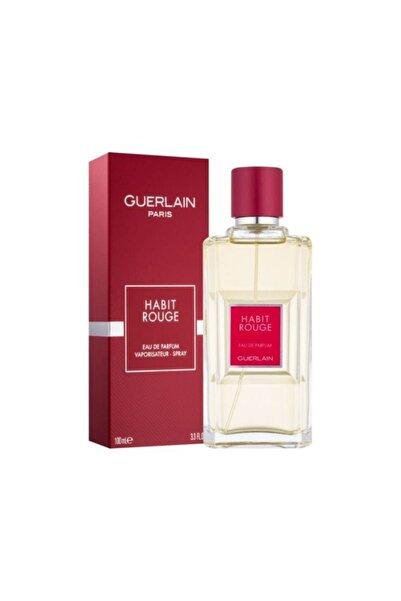 Guerlain Habit Rouge Edt 100 ml Erkek Parfüm 3346470235533