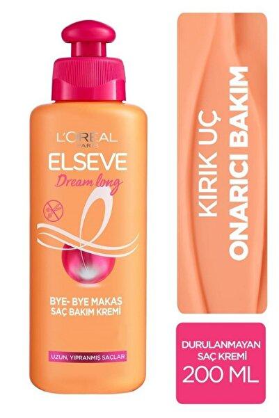 ELSEVE L'oréal Paris Dream Long Bye-bye Makas Saç Bakım Kremi 200 ml