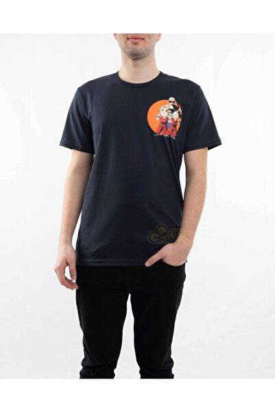 MARVEL Dragon Ballz Children Lacivert T-shirt-Lisanslı