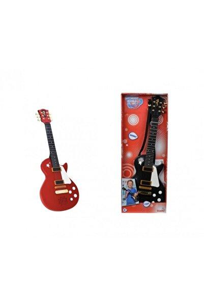 Simba My Music World Rock Gitar 6834047 Kırmızı