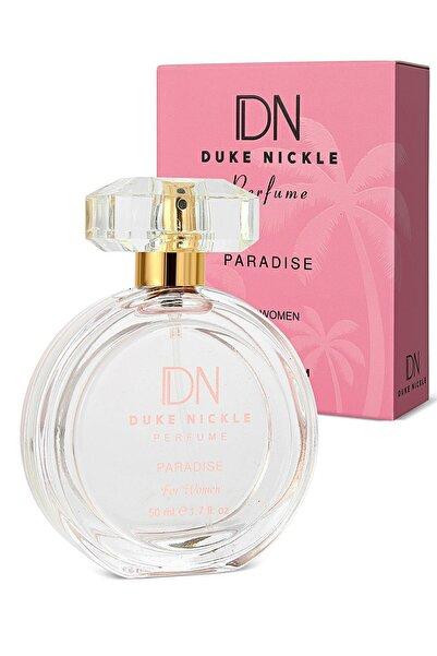 Duke Nickle Edp 50 Ml Paradise Kadın Parfüm Dnbp11002