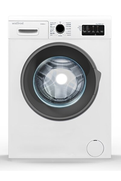 Vestfrost VF 6101 6 Kg 1000 Devir Çamaşır Makinesi