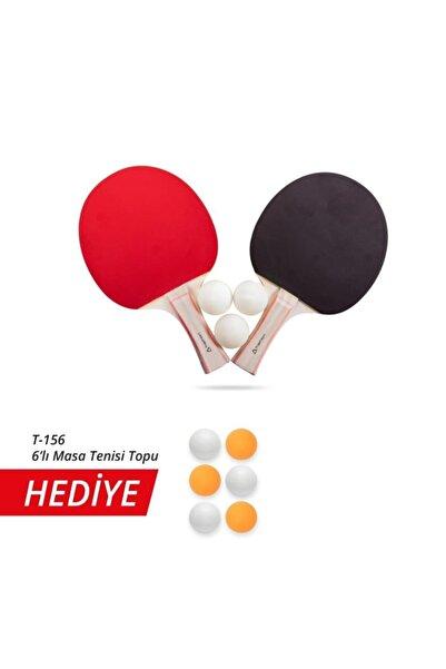 Triathlon T109 Masa Tenisi -t156 6 Lı Tenis Topu