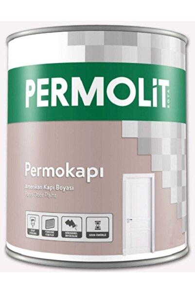Permolit Amerikan Panel Kapı Boyası 2.5 Lt (Beyaz)