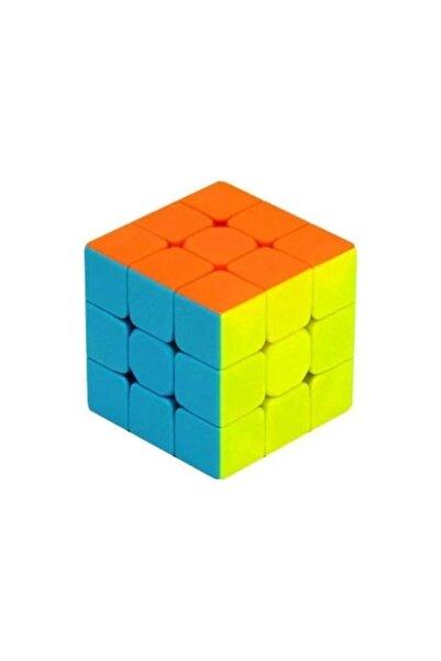 PRESTIJ 3x3x3 Rubik's Eğitici Zeka Ve Sabır Küpü Yapboz Neon Renkler