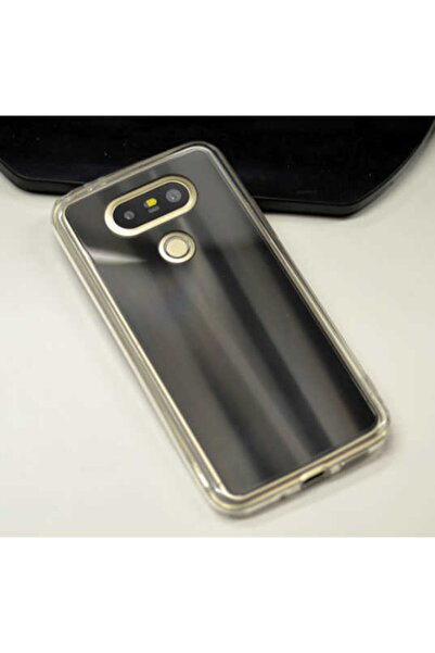 LG G5 Kılıf Tam Koruma 4d Silikon